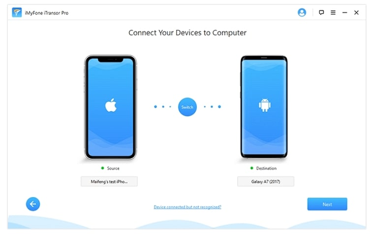 connect your devices to a computer