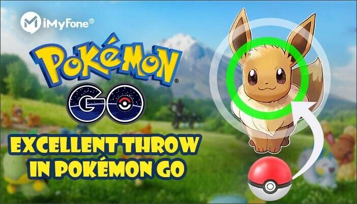 how to get an excellent throw in pokemon go
