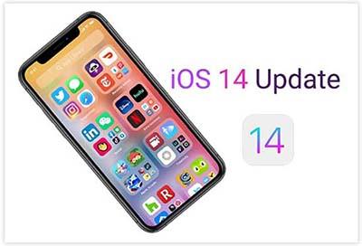 update ios 14