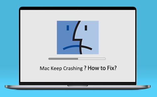 mac keep crashing