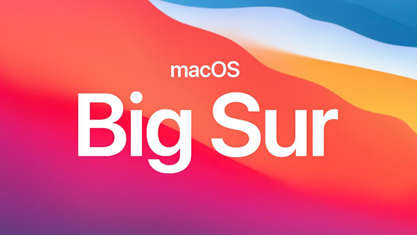 macos big sur version