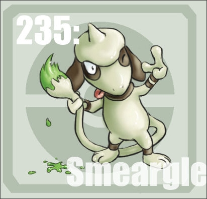 smeargle 235