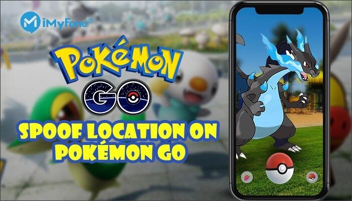 spoof location on Pokemon Go
