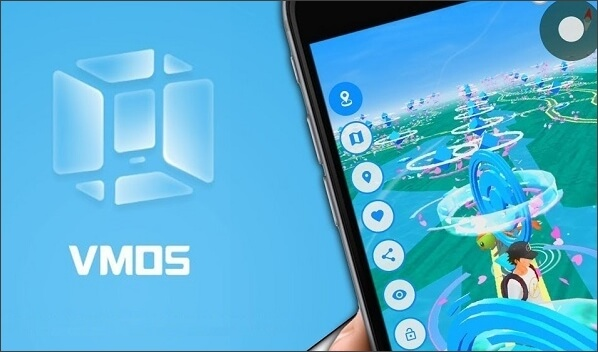 VMOS pokemon go