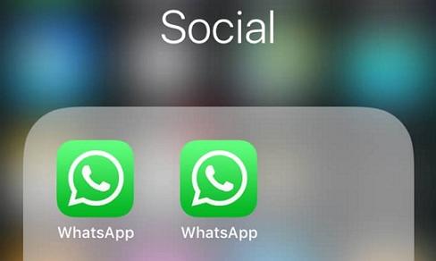 2 whatsapp on one phone