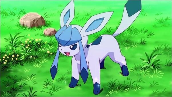 Glaceon in Pokemon GO
