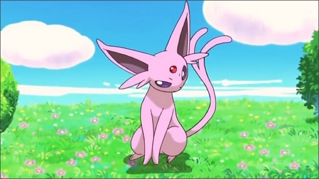 Espeon in Pokémon GO