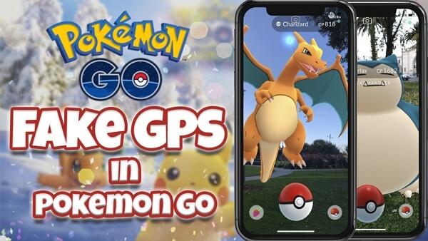 fake GPS in pokemon