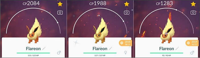 flareon family
