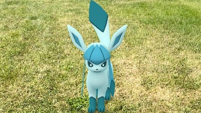 Glaceon in Pokemon GO