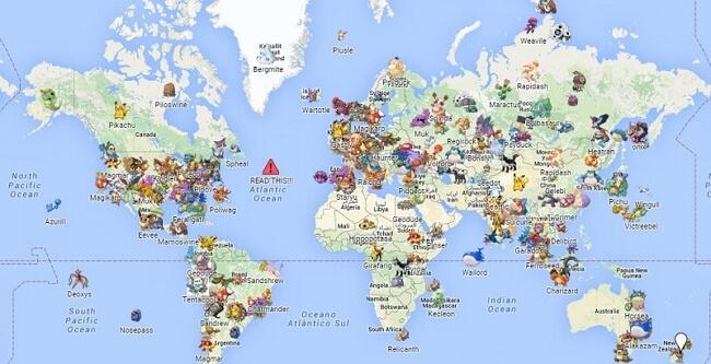 global pokemon regionals
