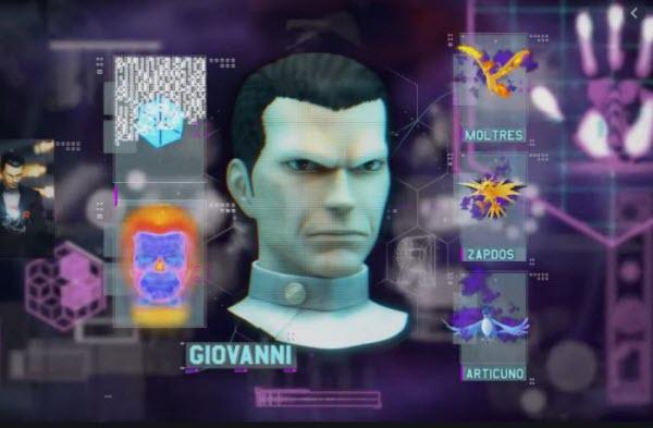 find Pokémon Go Giovanni