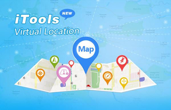 itools virtual location