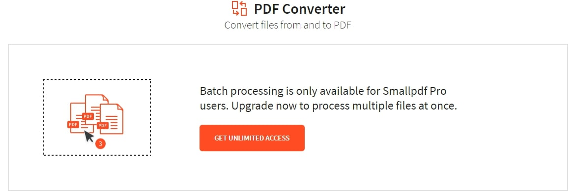 online converter batch limitation