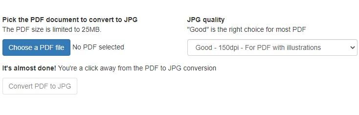 pdf to jpg online