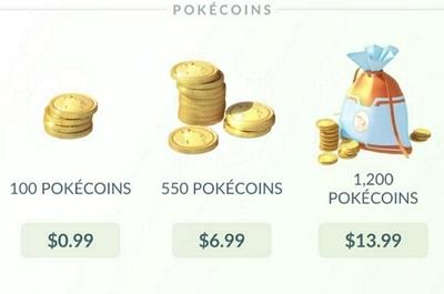 pokecoin price
