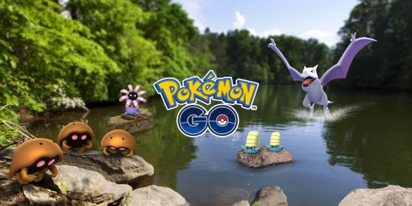 pokemon adventure week