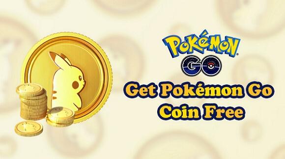 Get Pokemon Go coin free