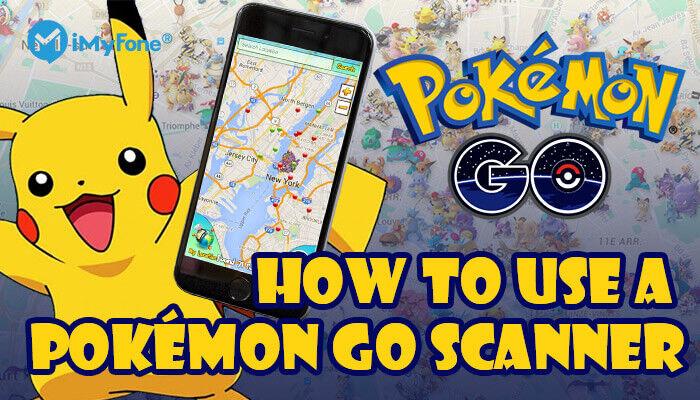 Pokémon GO scanner