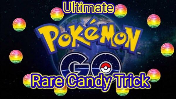 rare candy tricks