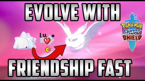 friendship-based evolutions