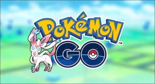 Sylveon in Pokémon GO