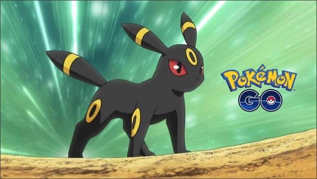 Umbreon in Pokemon GO