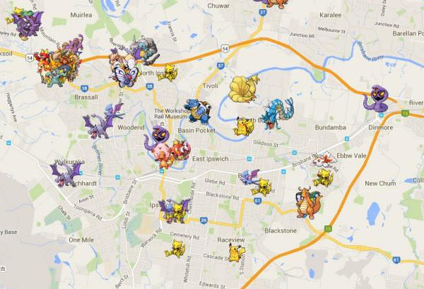 use WeCatch to catch pokemon