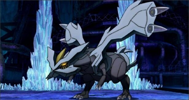 Kyurem Black in Pokemon GO