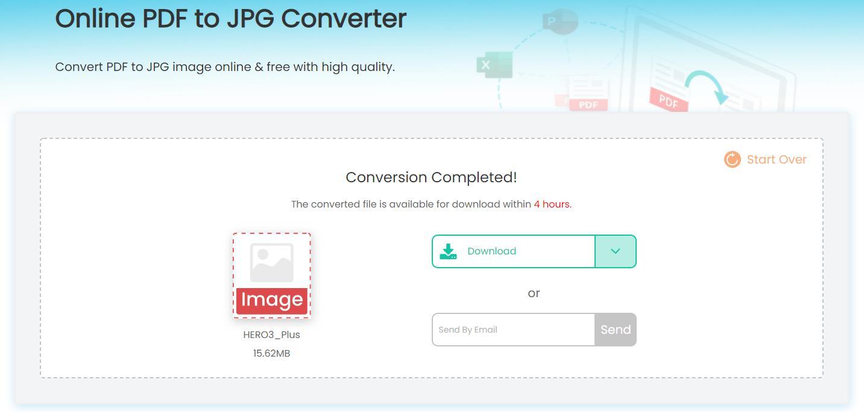 pdf to jpg converted