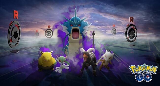 Pokémon GO Team Go Rocket Rewards