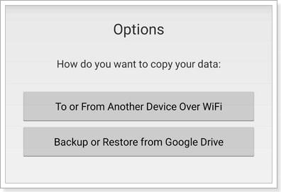 Copy My Data compability
