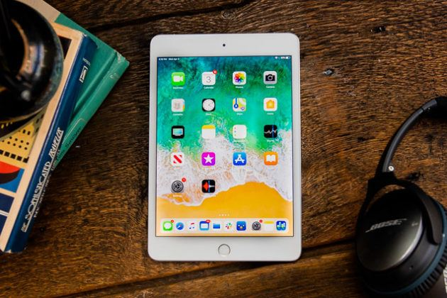 iPad with home button