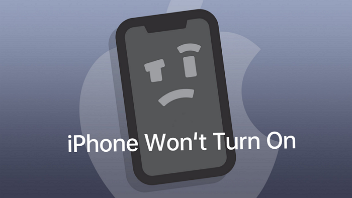 How to Recover Photos from iPhone that Wont Turn On