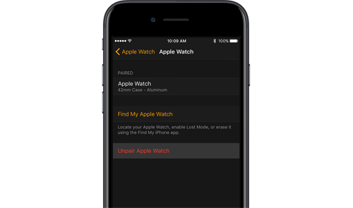 activation locked apple watch