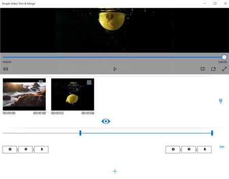 Simple Video Trim Merge Crop Combined Videos1