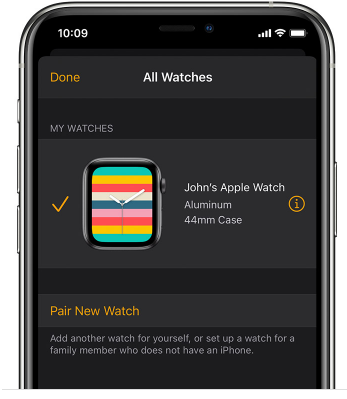 all watches option
