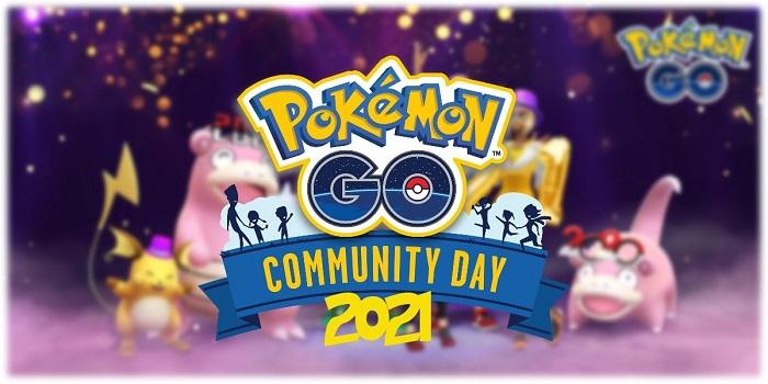 pokemon go community day list 2021