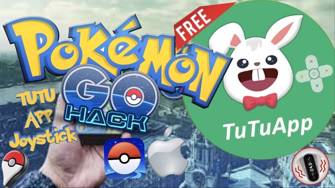 play pokemon go with tutu