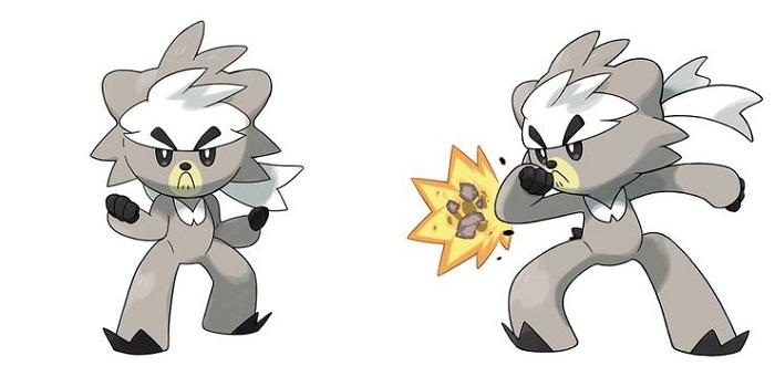 Kubfu Pokemon