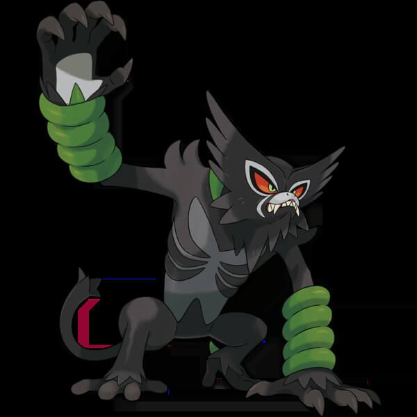 Zarude in Pokémon GO