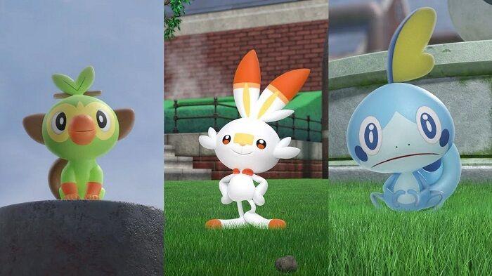 best starter pokemon
