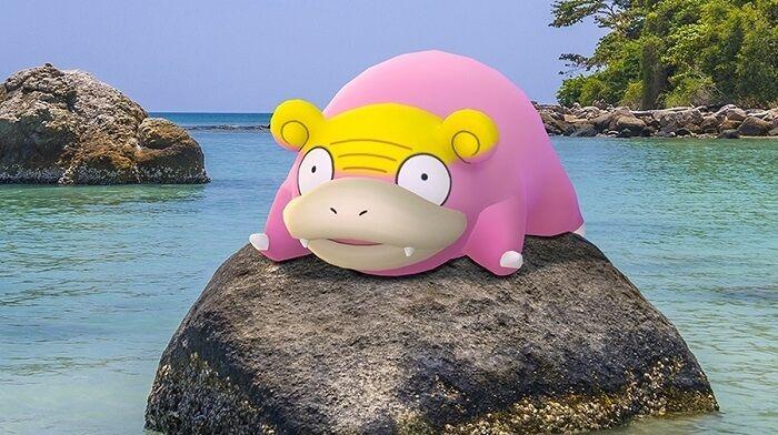 pokemon near water