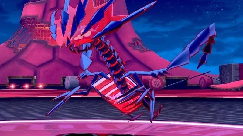 Pokémon Sword and Shield Eternatus