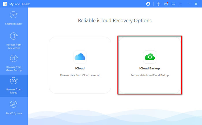 recover contacts from icloud backup