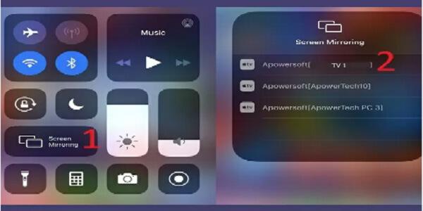 apowermirror screen mirroring