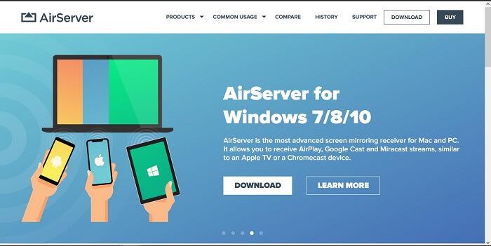 air server for windows 10