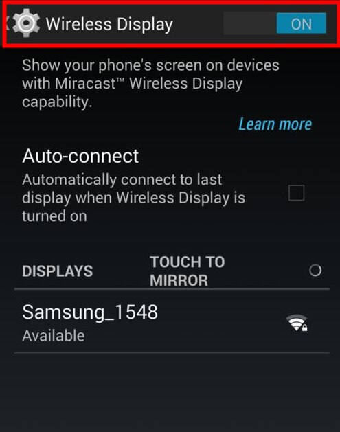 android belkin second step