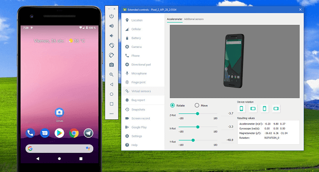 android studio play