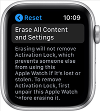 Use Your Apple watch Passcode